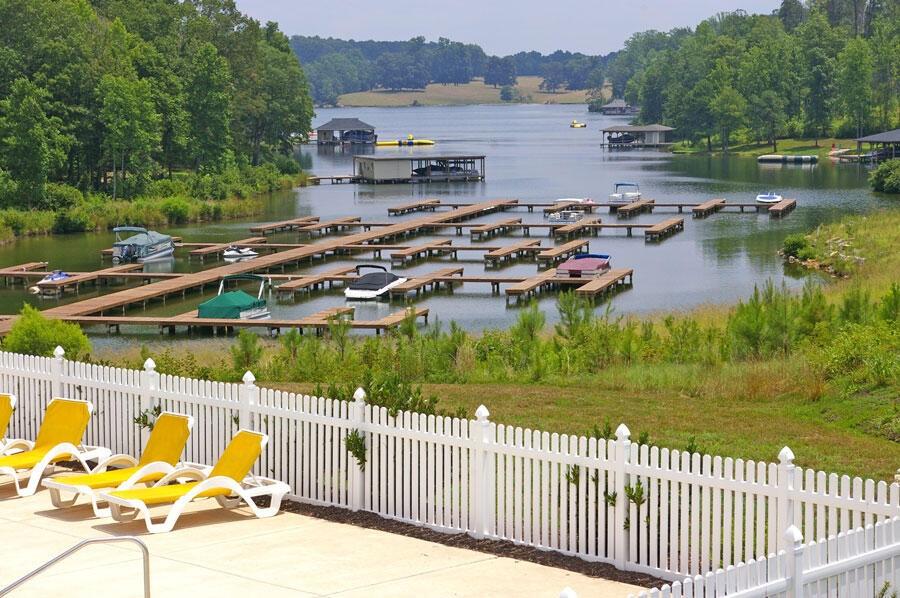 Common Area Boat Slips
