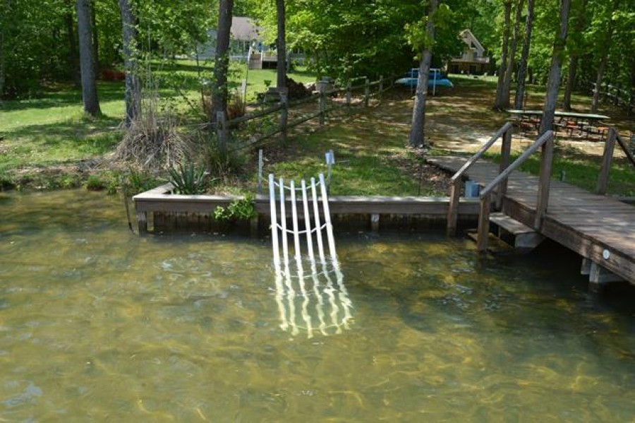 Kayak Ramp