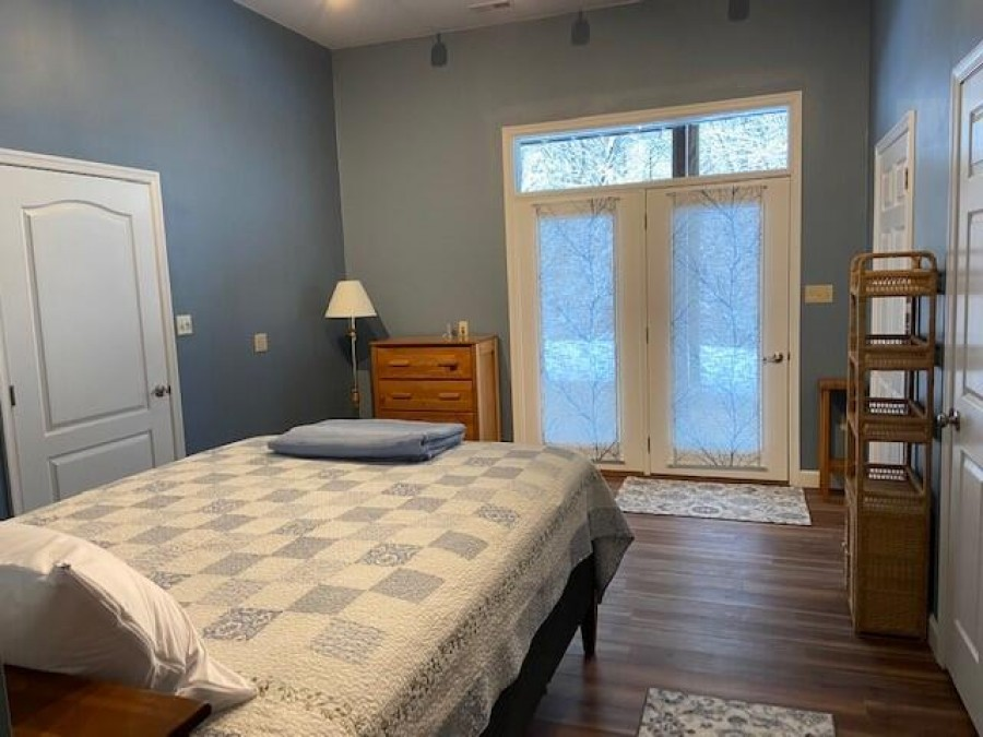 Lower Bedroom w/private bath