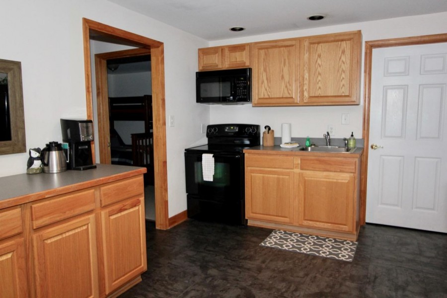 Lower Level Mini Kitchen