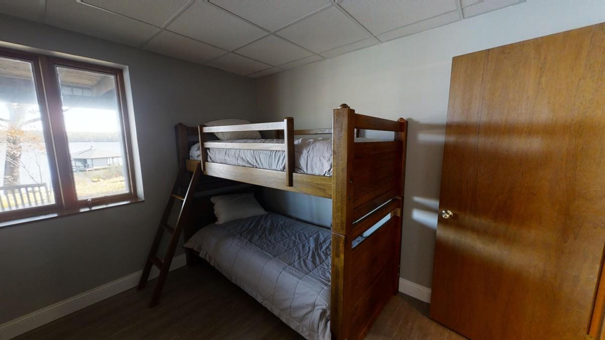 Bedroom 3 bunks
