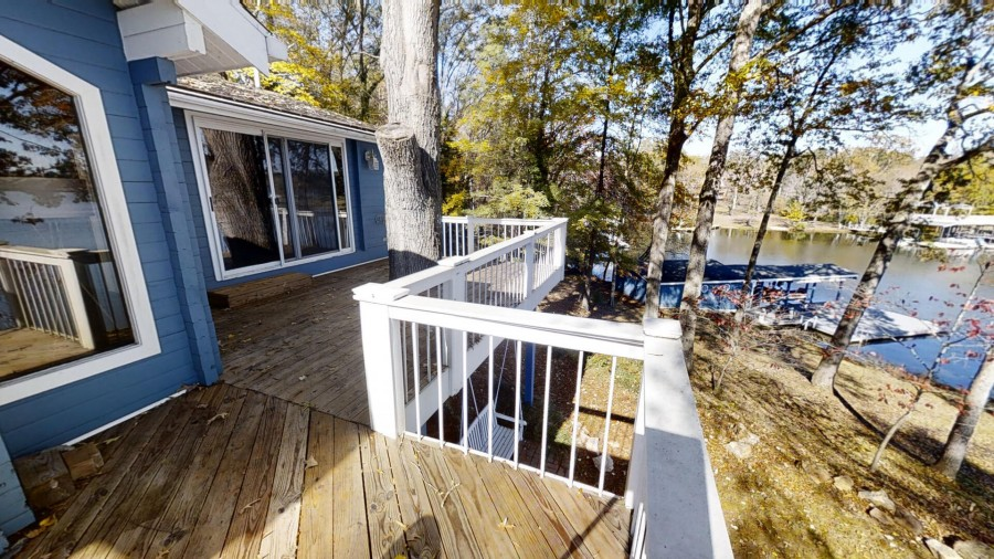 Primary Bedroom access to deck